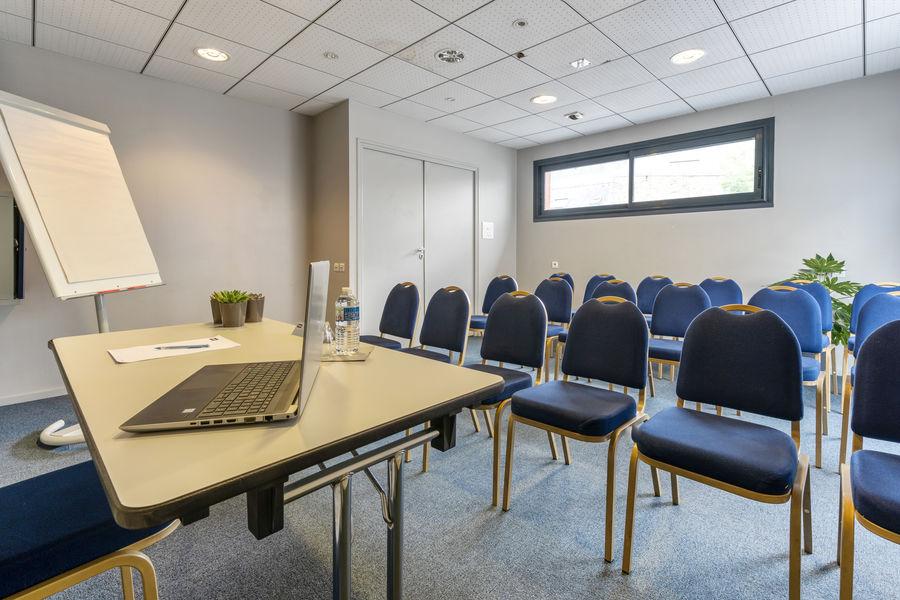 Hôtel Kyriad Vannes Centre-Ville ***  Hoëdic - location de salle à Vannes