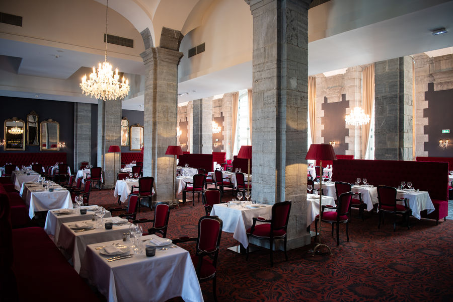 Royal Hainaut Spa & Resort Hotel La Galerie, brasserie de tradition