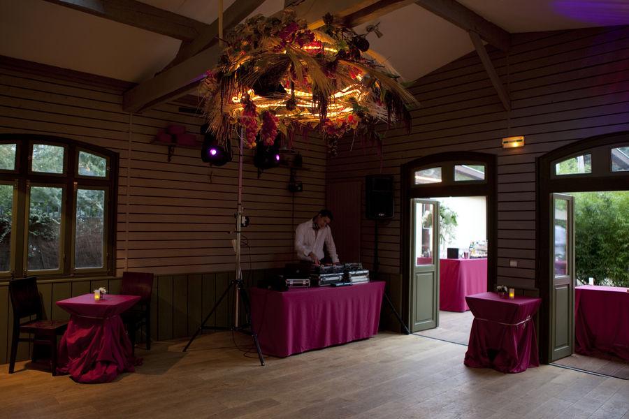 La Terrasse du Jardin DJ