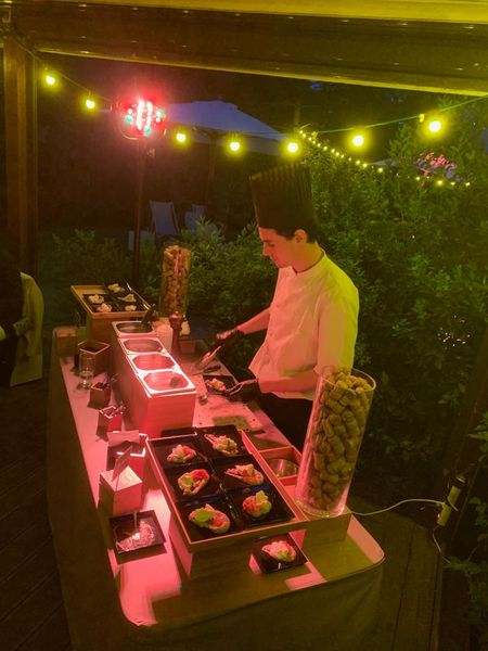 La Terrasse du Jardin Animation Culinaire