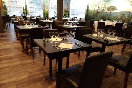 Hôtel Léonard de Vinci *** Restaurant l'Orangerie
