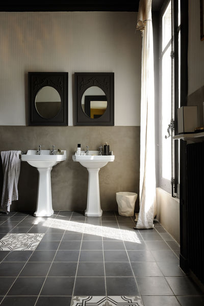 Manoir de Collonges Salle de bain