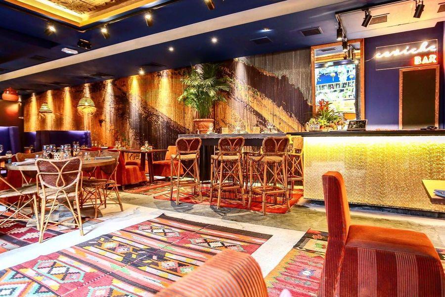 1K Hotel **** Inka Restaurant