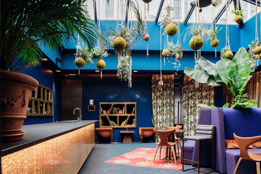 1K Hotel **** Pisco Bar