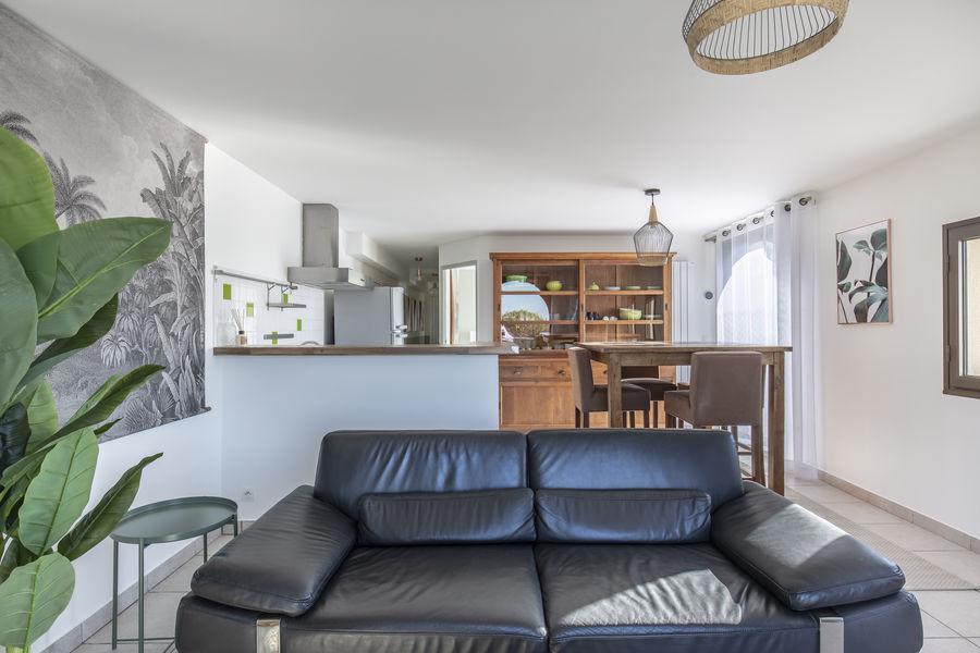 Les Chambres d'Annie Espace de vie cottage