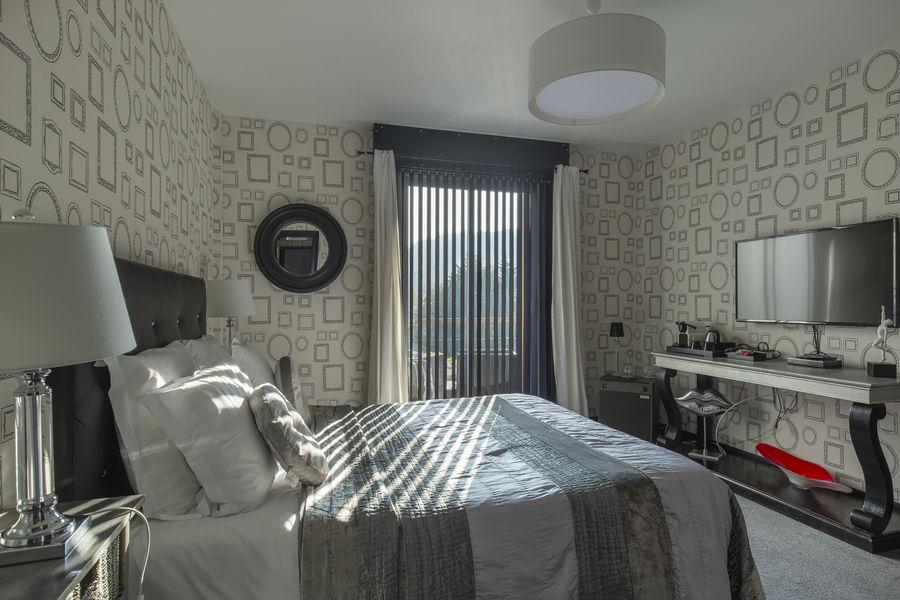 Les Chambres d'Annie Chambre avec balcon