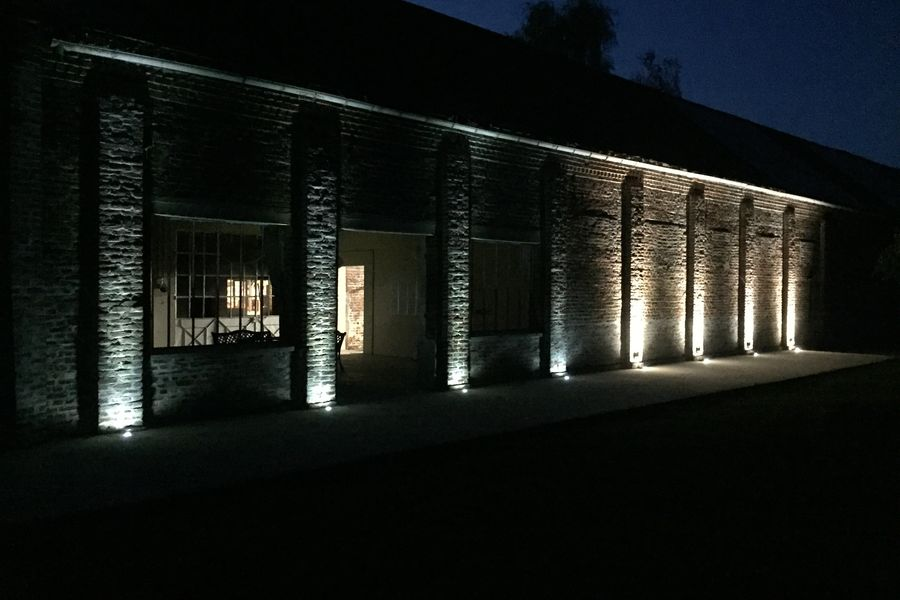 Domaine du Gîte Les Racines Salle de réception