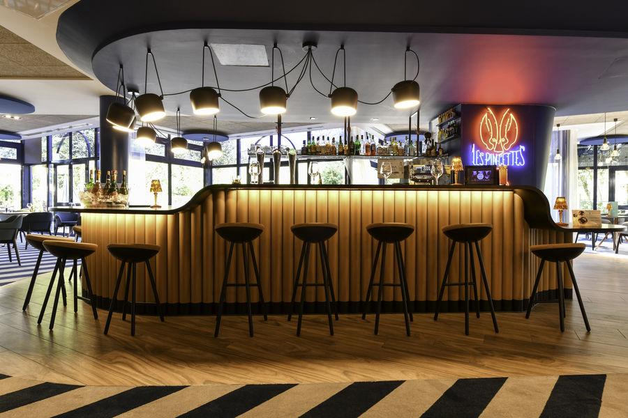 Novotel La Rochelle **** Bar