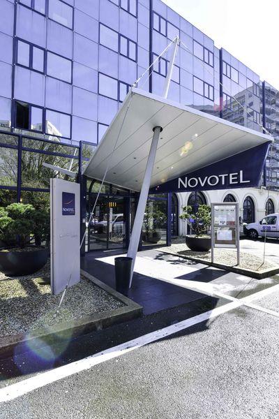 Novotel La Rochelle **** Extérieur