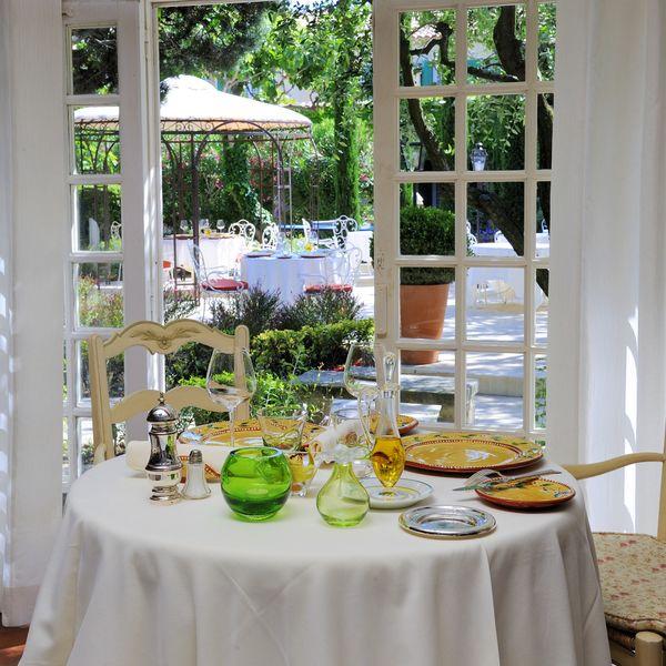 Auberge de Cassagne & Spa ***** restaurant & terrasse
