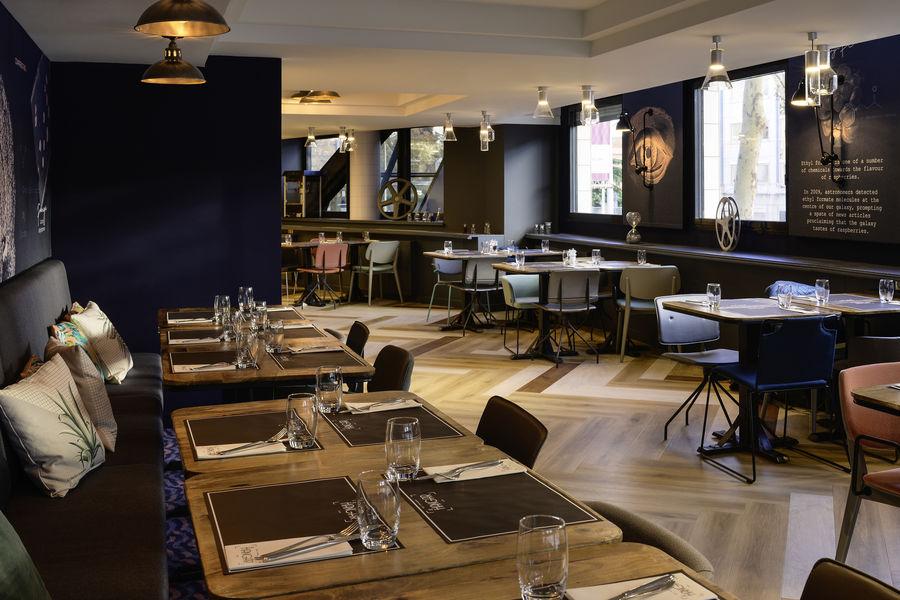 Mercure Lyon Centre Lumière **** Restaurant Le Hangar- 1er étage (vue 2 )