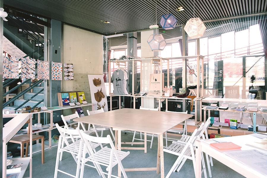 Villette Makerz La Boutique