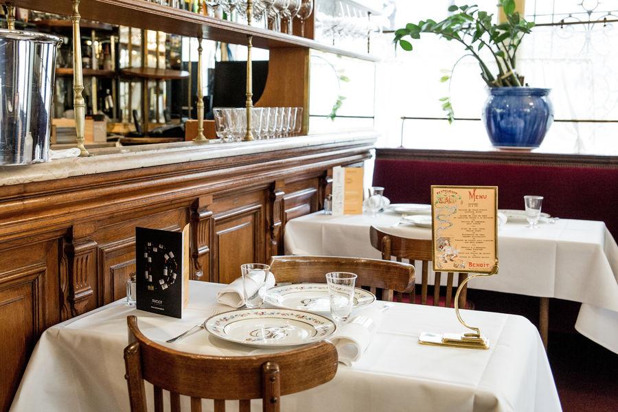 Restaurant Benoit Dressage