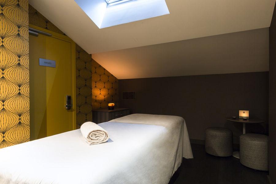 Hôtel Oceania Le Métropole **** Salle de massage