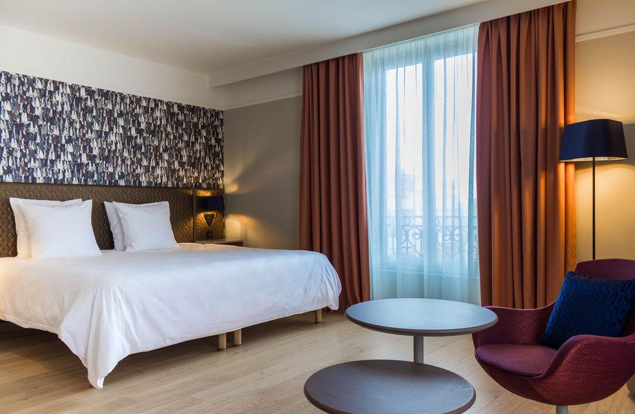Hôtel Oceania Le Métropole **** Chambre Deluxe