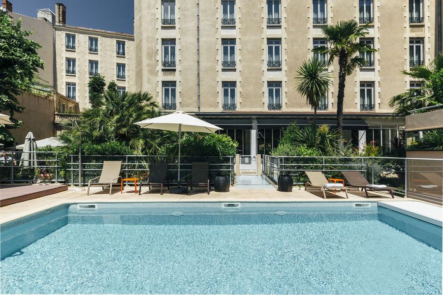 Hôtel Oceania Le Métropole **** Piscine