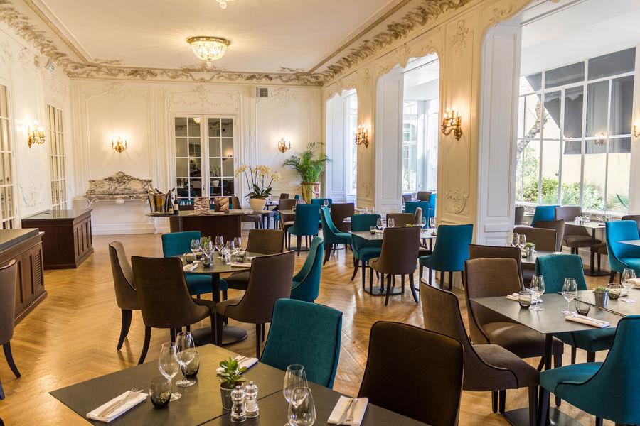 Hôtel Oceania Le Métropole **** Restaurant La Closerie