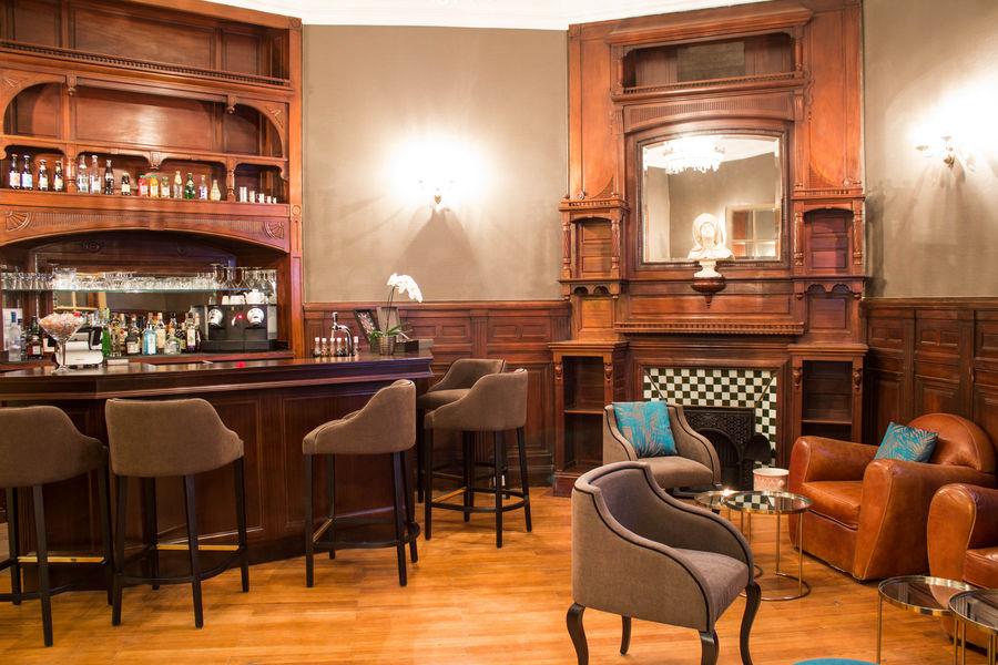 Hôtel Oceania Le Métropole **** Bar