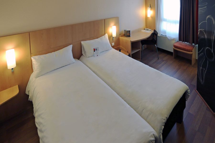 Ibis Montpellier Centre *** Chambre twin