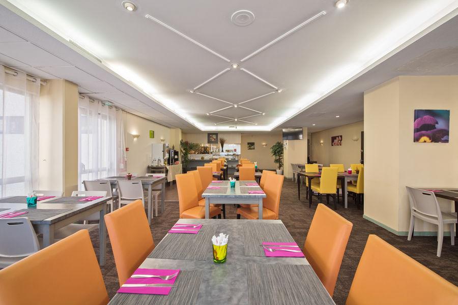 Appart'City Confort Genève Gaillard *** Restaurant