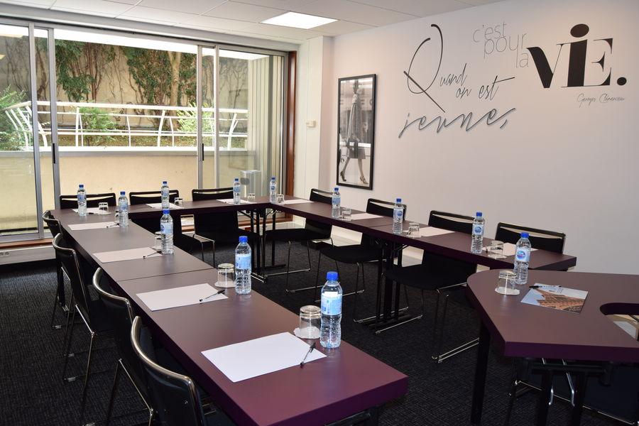 Espace Vocation Haussmann Saint-Lazare Mathurins