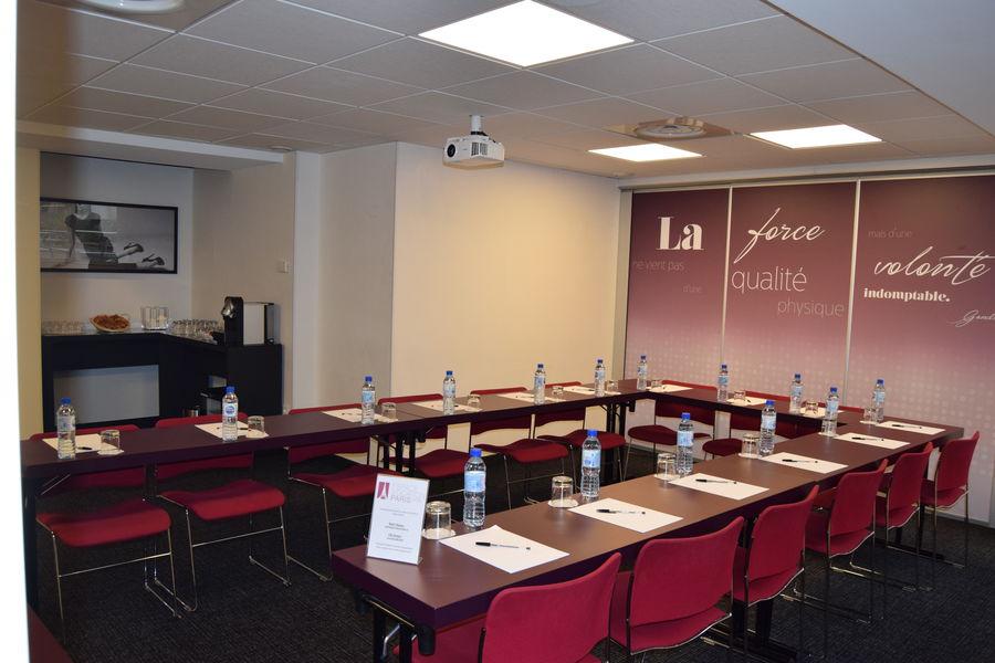 Espace Vocation Haussmann Saint-Lazare Lafayette