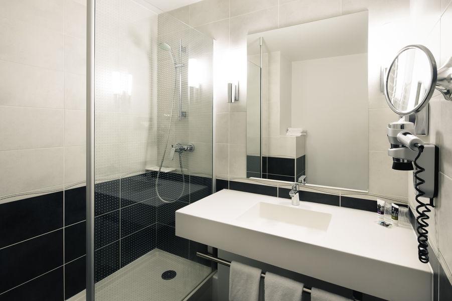 Mercure Lyon Centre Charpennes **** Salle de bain