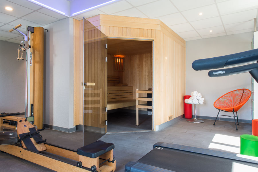 Ibis Styles Toulouse Labege *** Salle de fitness