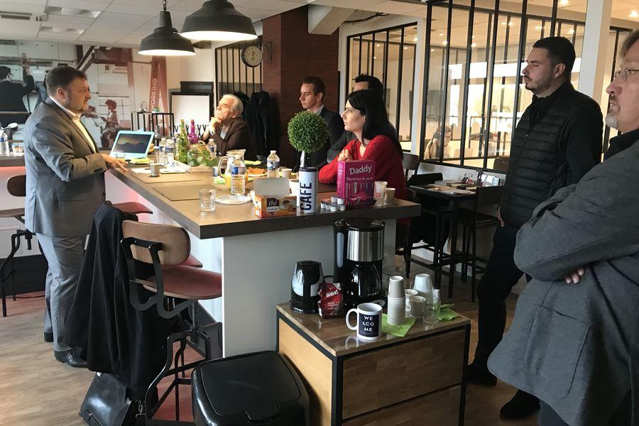 Welcome! Coworking Petit-déjeuner
