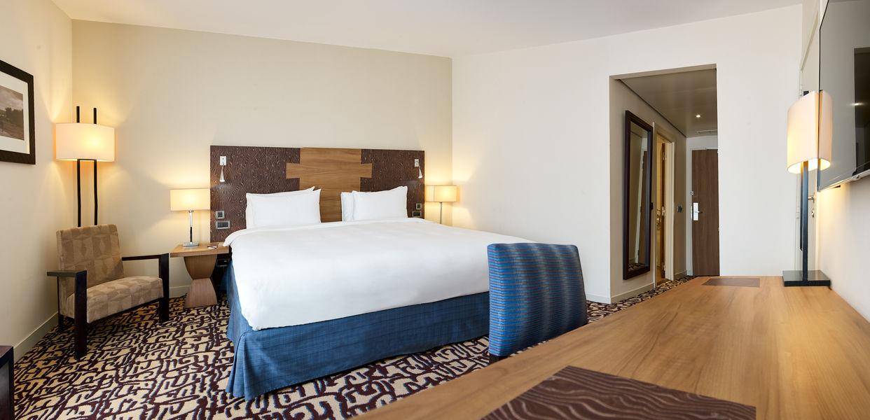 Radisson Blu Hôtel Marseille Vieux Port **** Chambre