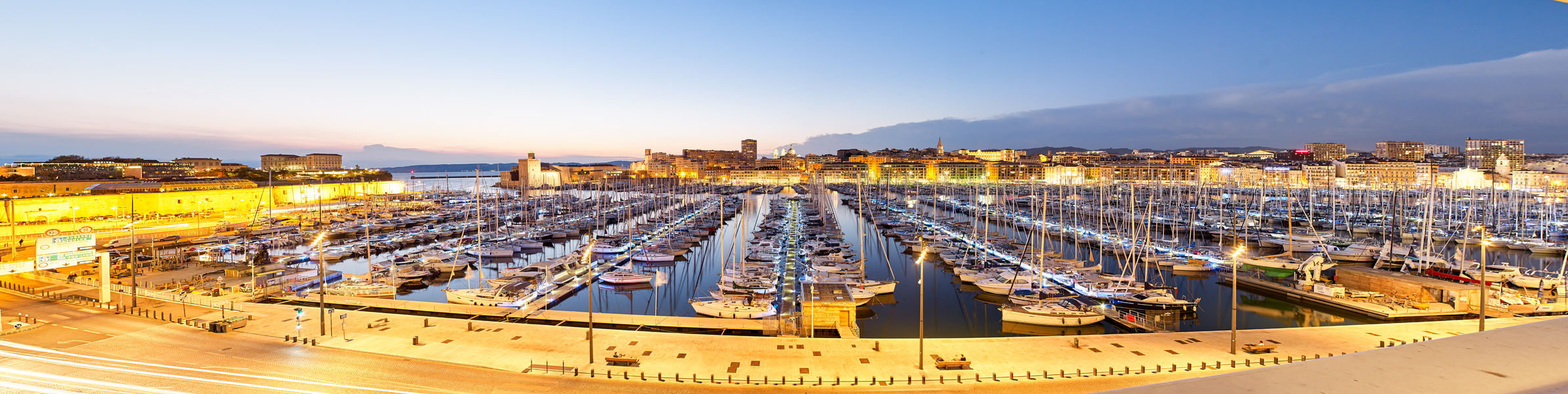 Radisson Blu Hôtel Marseille Vieux Port **** Vue Vieux-Port