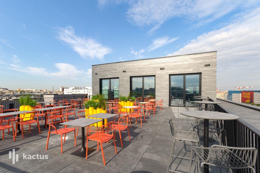 Maison Montmartre **** Rooftop