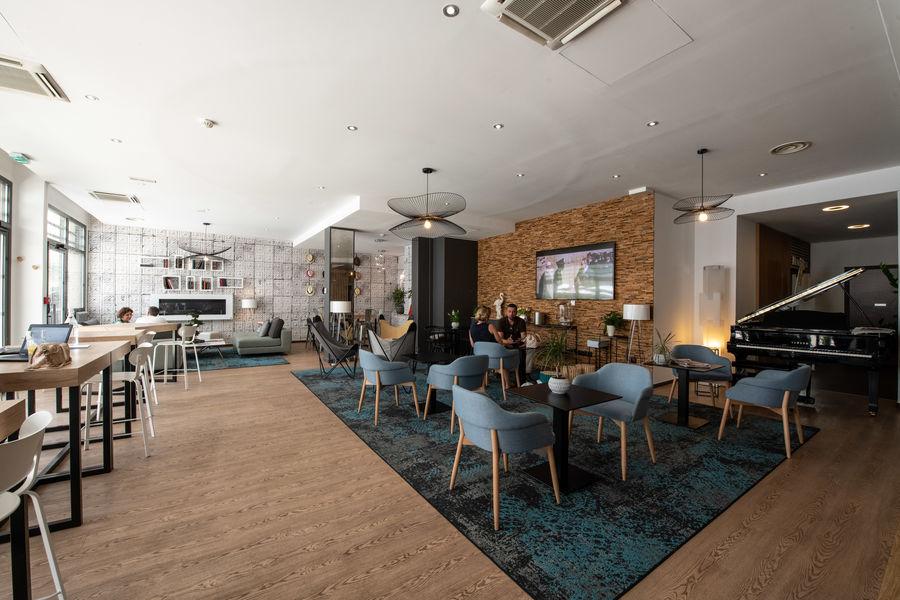 Novotel Avignon Centre **** Bar Lounge