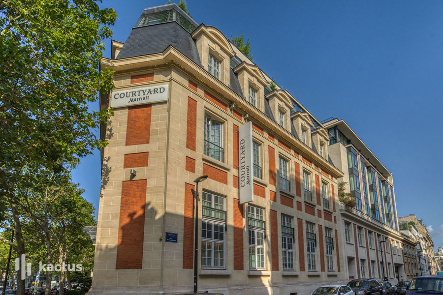 Courtyard by Marriott Paris Boulogne **** Façade