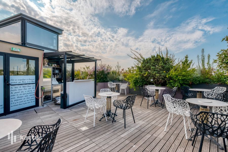 Courtyard by Marriott Paris Boulogne **** Rooftop avec Vue Panoramique Privatisable