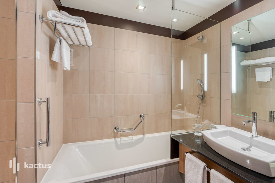 Courtyard by Marriott Paris Boulogne **** Salle de bain