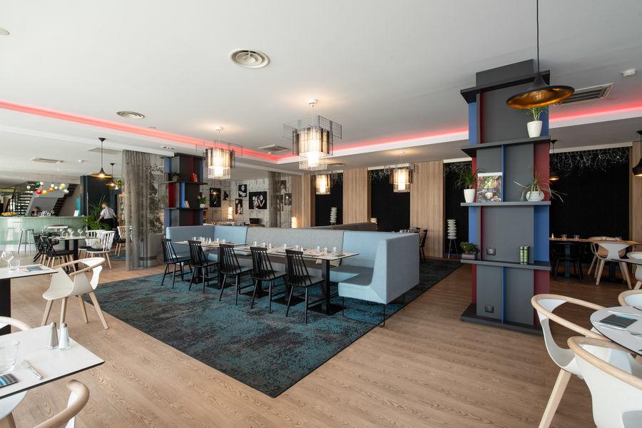 Novotel Avignon Centre **** Restaurant Le Patio