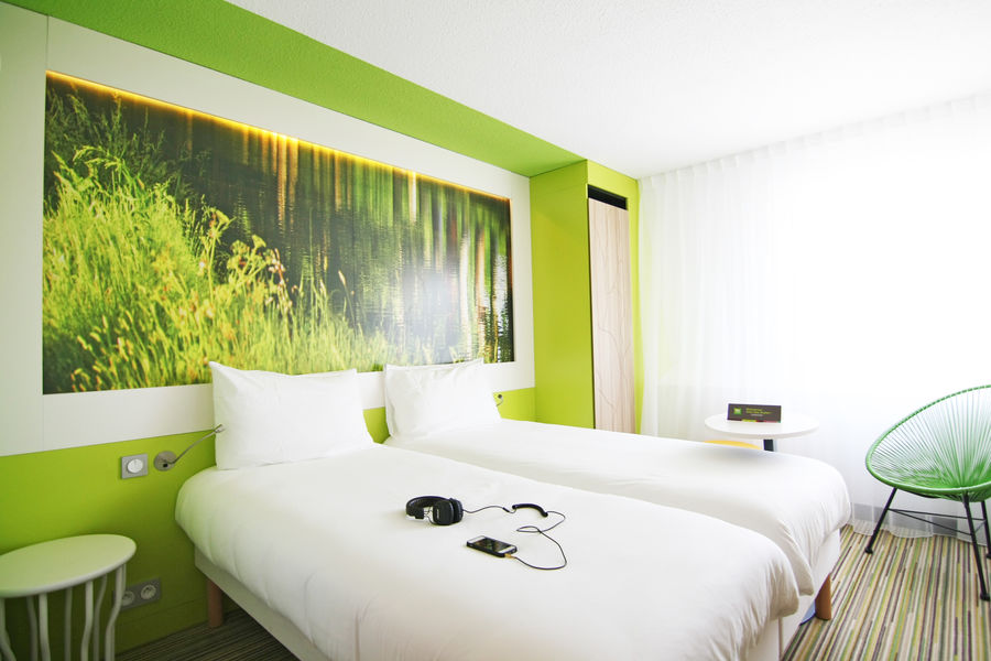 Ibis Styles Toulouse Labege *** Chambre Twin
