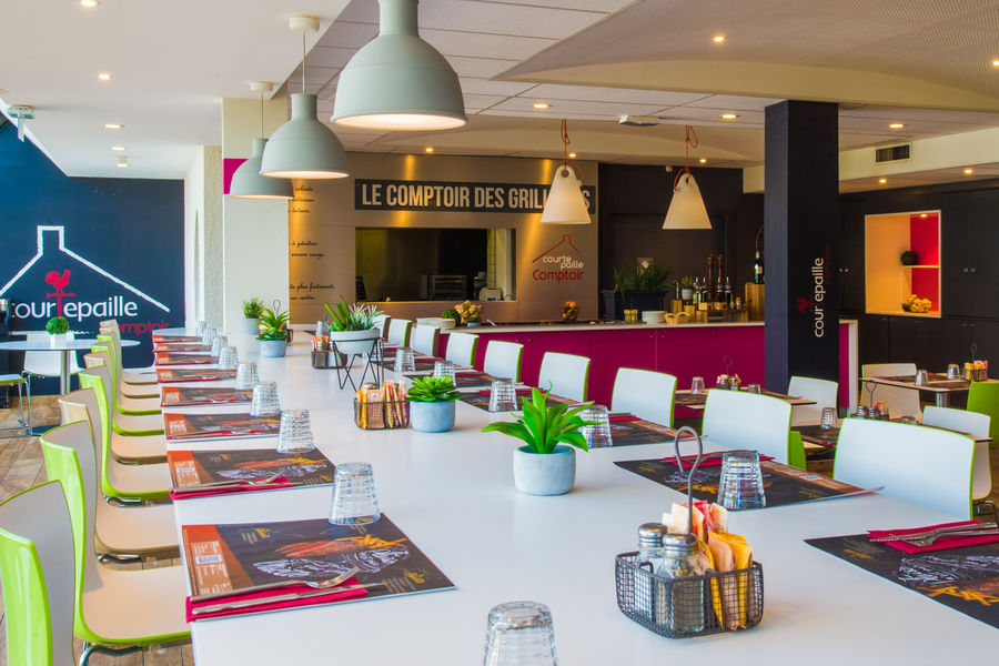 Ibis Styles Toulouse Labege *** Restaurant