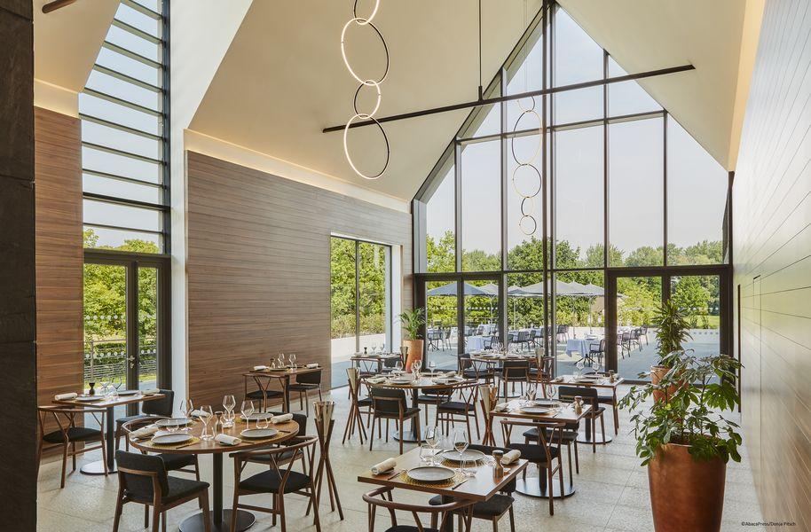 Le Domaine des Vanneaux Hôtel Golf & Spa MGallery Restaurant Gastronomique La Plume