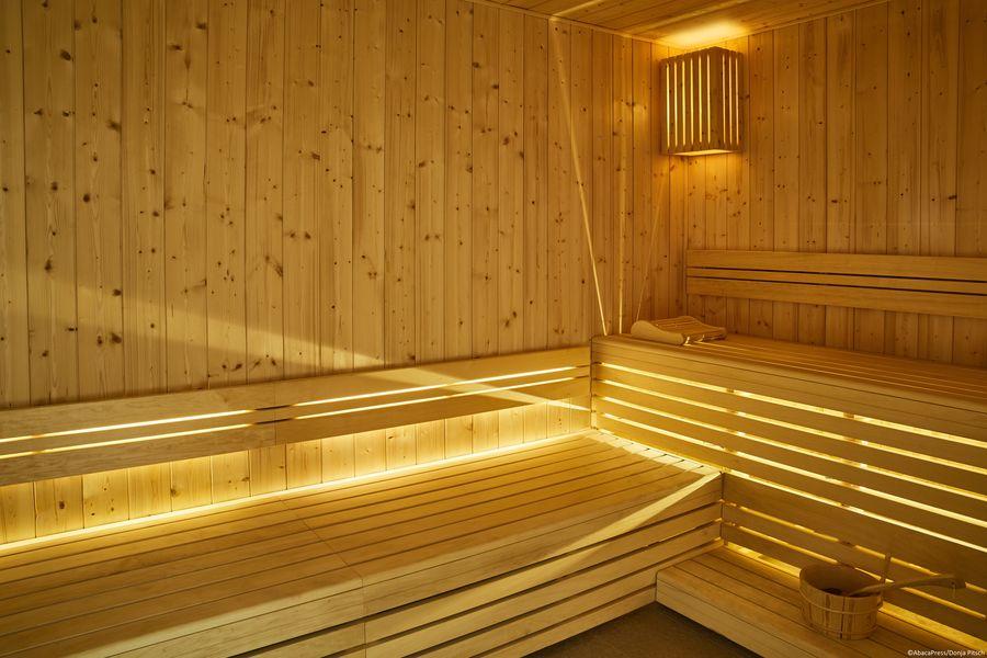 Le Domaine des Vanneaux Hôtel Golf & Spa MGallery Sauna