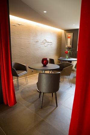Brit Hotel Le Kerodet Petit salon/Espace Bar