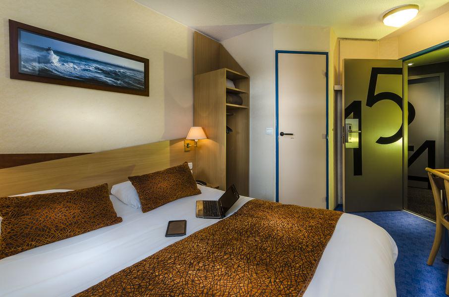 Brit Hotel Le Kerodet CHAMBRE STANDARD