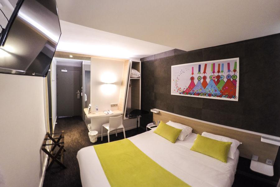 Brit Hotel Le Kerodet CHAMBRE GRAND CONFORT