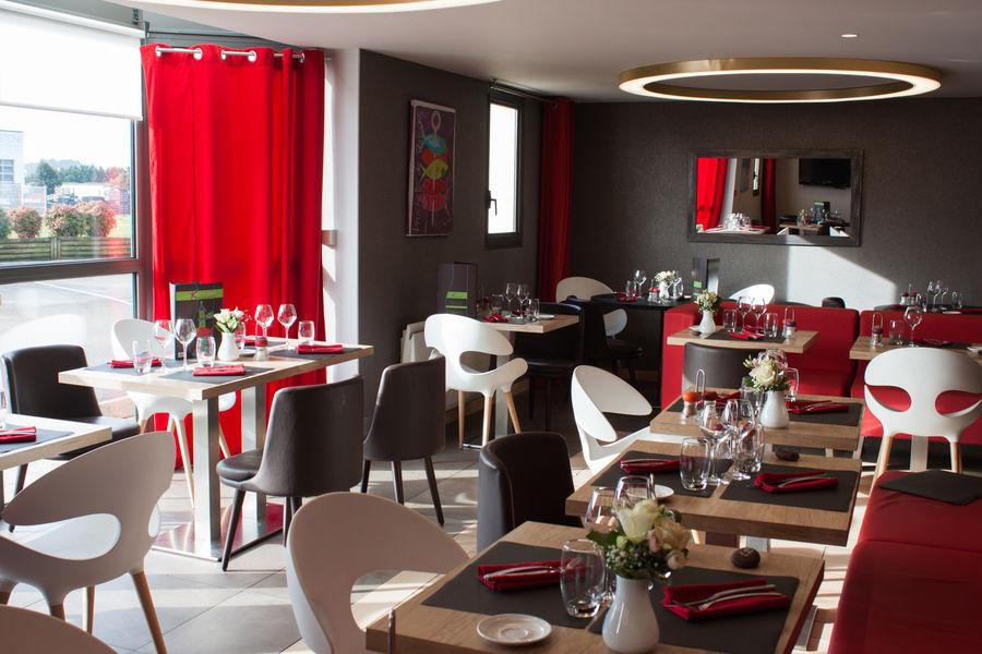 Brit Hotel Le Kerodet Espace Petit Déjeuner
