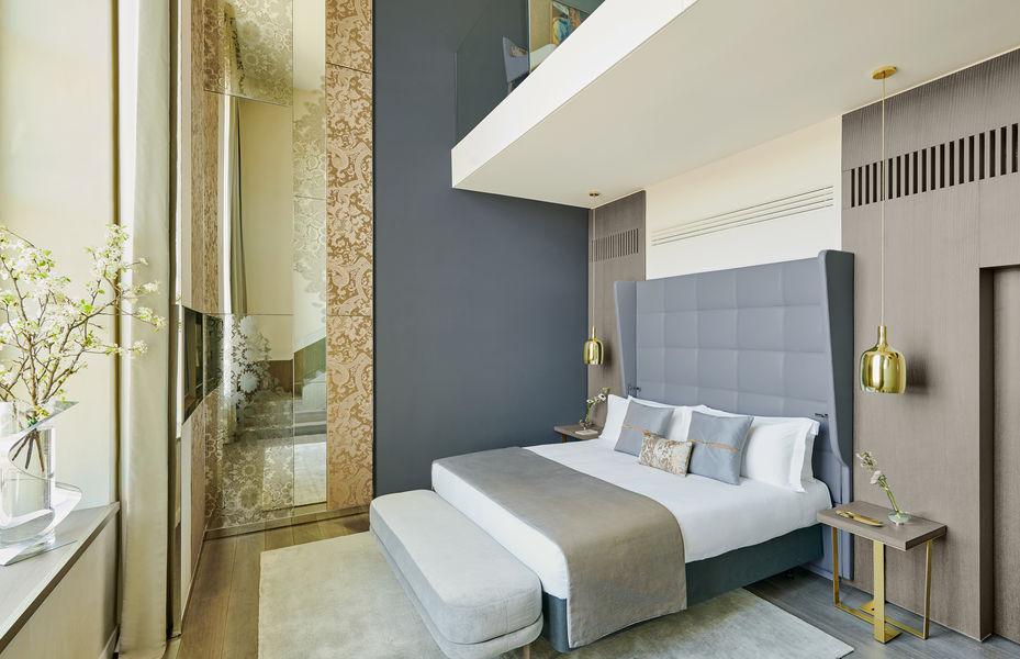 Intercontinental Lyon - Hotel Dieu  Suite Duplex