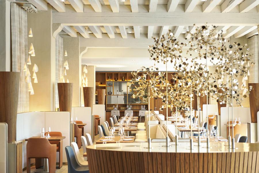 Intercontinental Lyon - Hotel Dieu  Restaurant Epona