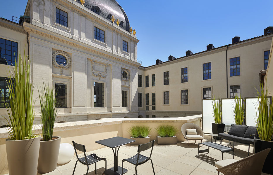 Intercontinental Lyon - Hotel Dieu  Suite Prestige
