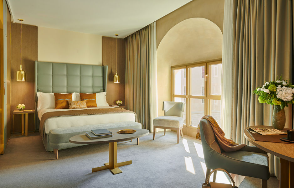 Intercontinental Lyon - Hotel Dieu  Chambre Supérieure