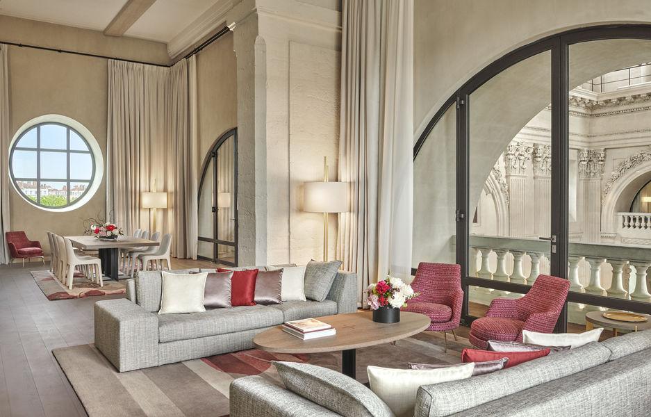 Intercontinental Lyon - Hotel Dieu  Suite Présidentielle